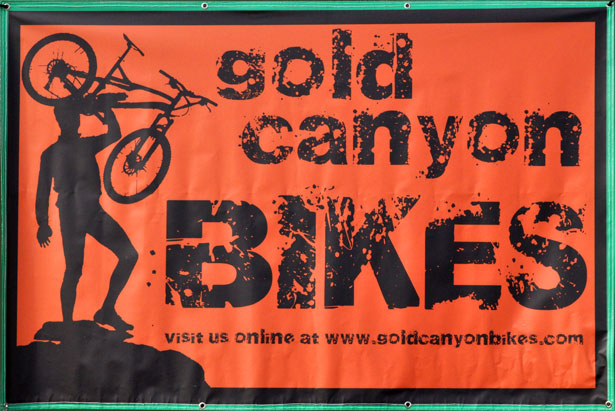 Gold Canyon Banner